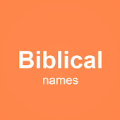 Christian/Biblical Baby Names