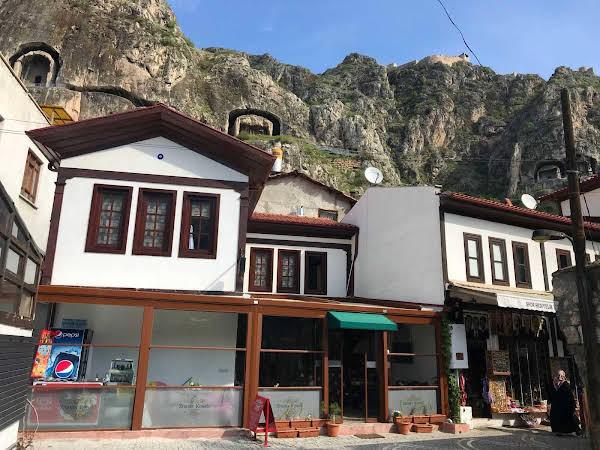 Amasya Ziyabey Konağı
