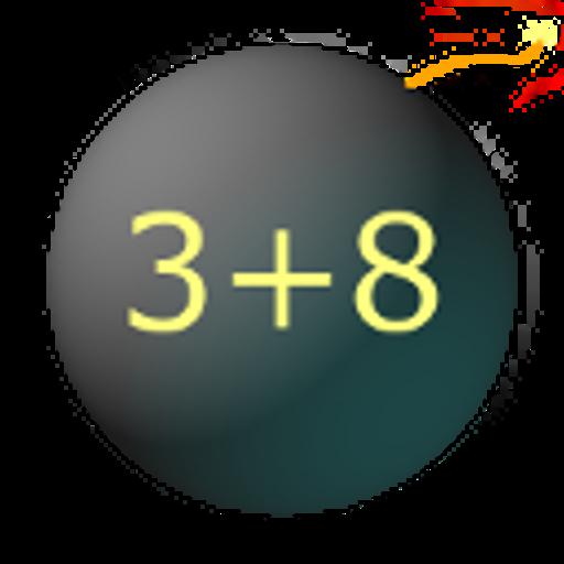 Math Bombs: Improve Arithmetic 教育 App LOGO-硬是要APP