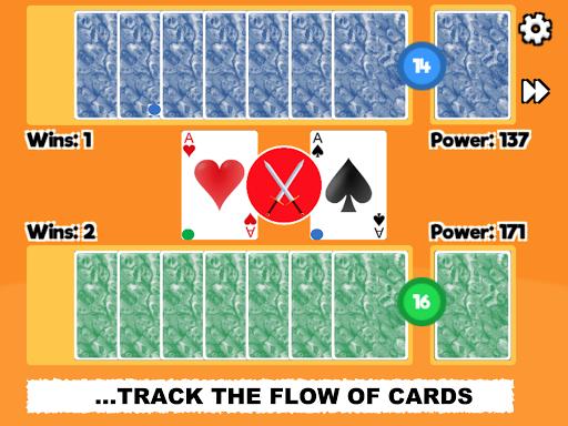War - Card War 2.7 screenshots 18