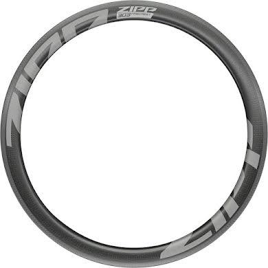 Zipp 303 Firecrest Carbon Rim - 700, Rim Brake, Matte Carbon, 24H, Rear