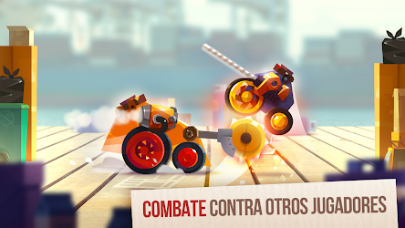 Descargar CATS: Crash Arena Turbo Stars APK MOD Hackeado 1