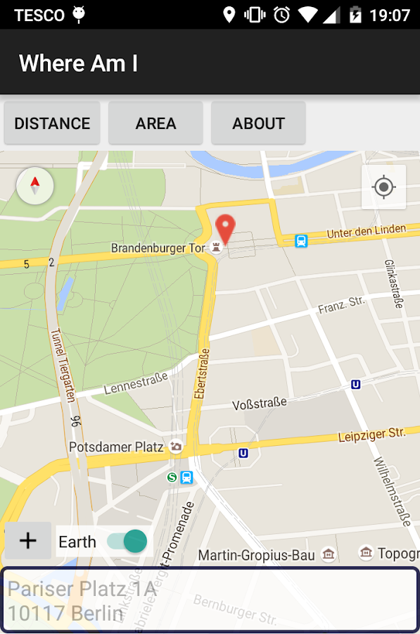 where am i address finder android apps on google play