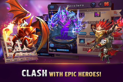 Clash of Lords 2: Guild Castle u0635u0648u0631 2