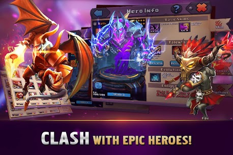 Clash of Lords 2: Guild Castle Mod 1.0.438 Apk [Unlimited Money] 2