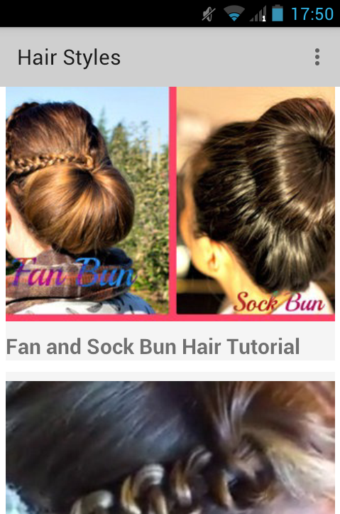 Hair Styles Girls Android Apps On Google Play - Hairstyle design dikhaye