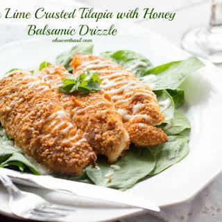 Tilapia Balsamic Vinegar Recipes.