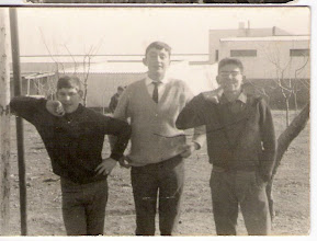 Photo: Felipe Tascón Casado, Javier del Vigo Palencia y Enrique Muñiz Iglesias