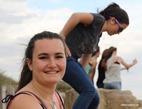 Photo: 30.05.2015.- Visita alumnado Lycée René Cassin de Bayona. Trincheras de Tardienta