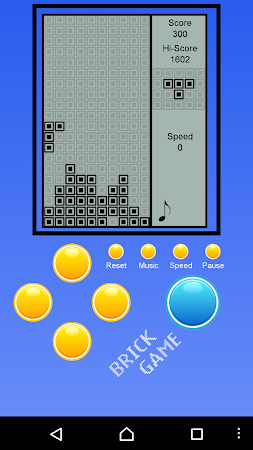 Brick Classic - Brick Game 1.24 screenshot 2088508