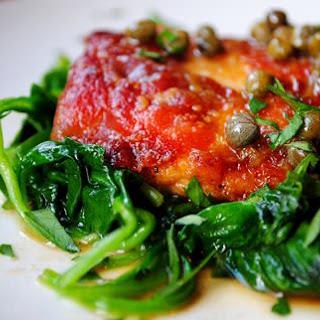 Chicken Prosciutto Piccata