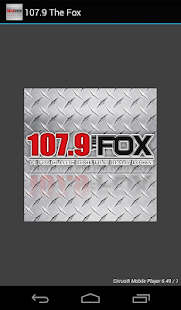 107.9 The Fox- screenshot thumbnail