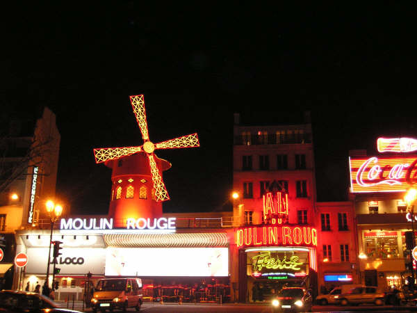 Paris, Moulin Rouge. di serialflopper