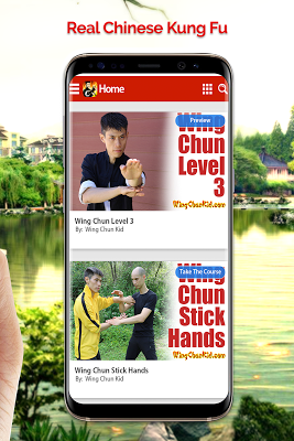 Wing Chun Training Jeet Kune Do Learn Self Defense - screenshot