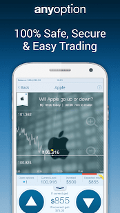 Binary Options - anyoption- screenshot thumbnail