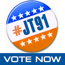 Photo: Spread the word to vote #JT91 with every post, status update, and tweet with this av/profile pic.