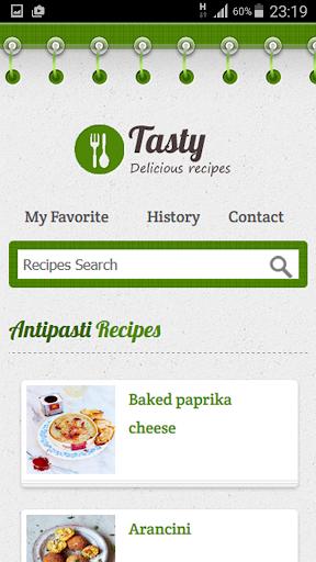 Antipasti Recipe