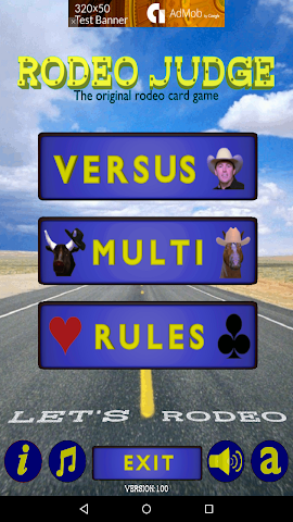 android Rodeo Judge (Card Game) Screenshot 0