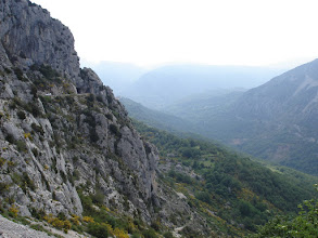 Photo: Looking down the Upper Loup valley