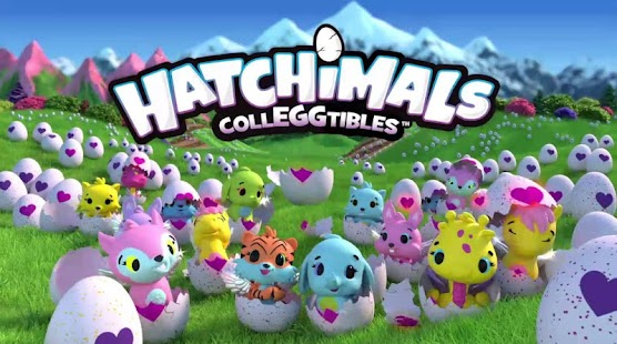 Hatchimal Surprise Eggs Screenshot