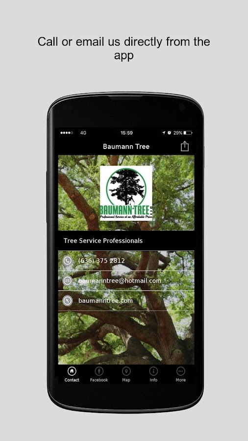 Baumann Tree- screenshot