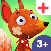 App Icon for Little Fox Animal Doctor App in Czech Republic Google Play Store