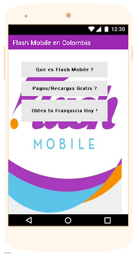 Flash Mobile Barranquilla