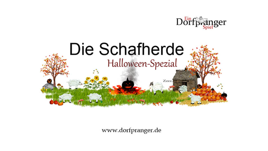 Die Schafherde (Halloween)- screenshot