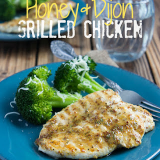 Horseradish Dijon Mustard Chicken Recipes