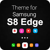 Theme for Samsung S8, Galaxy s8 Launcher