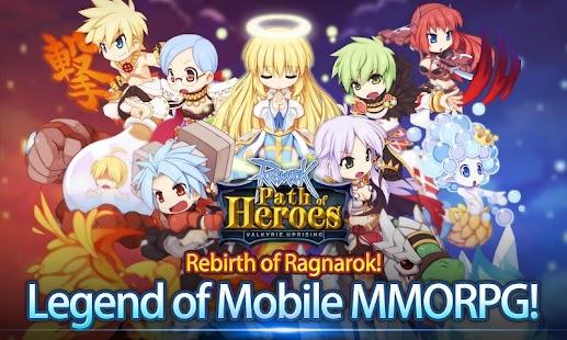 Ragnarok : Path of Heroes - náhled