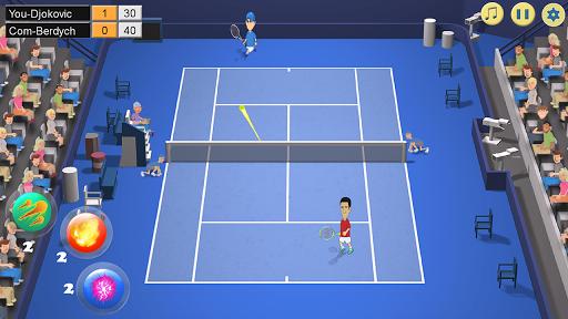 Tennis Game 2015