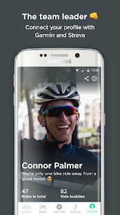 JOIN – Meet cyclists and ride together- screenshot thumbnail