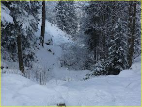 Photo: Sentier d'accès