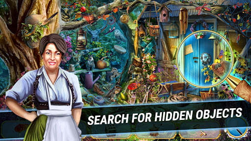 House Secrets The Beginning - Hidden Object Quest  captures d'écran 3
