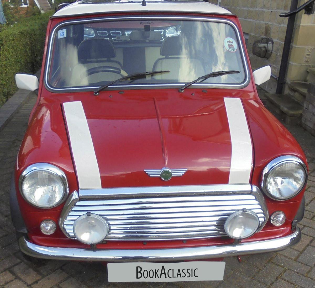 Rover Mini Cooper Cooper Hire Bradford