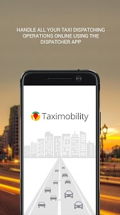Taximobility Dispatcher - náhled