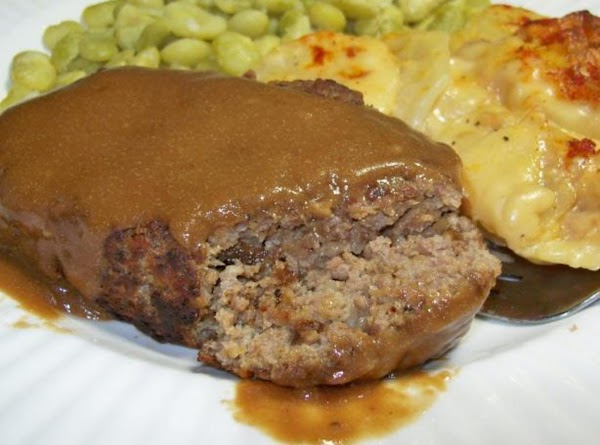 Salisbury Steak For Recipe 2