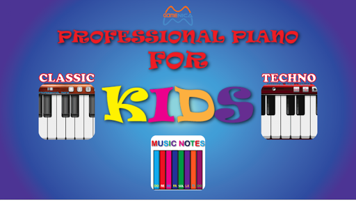 Professional Piano For Kids