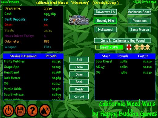 California Weed Wars
