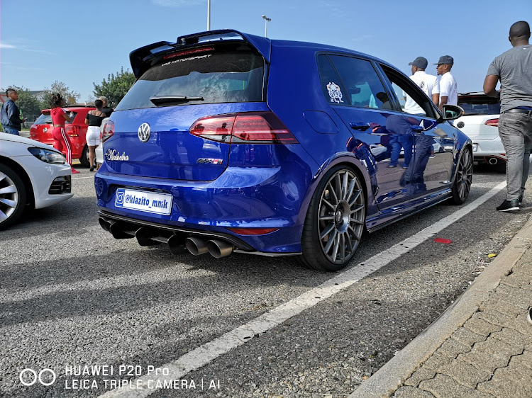 IN PICTURES | Vrr Phaa! Quarter mile beast of a Golf