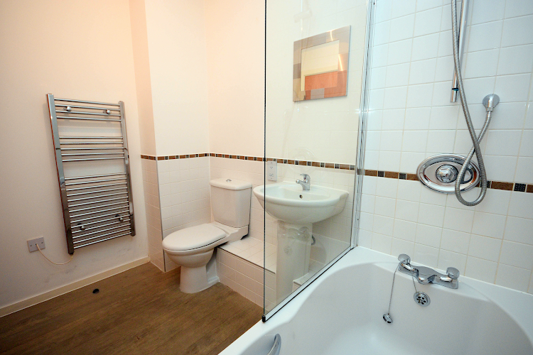 Bathroom at Sirocco Apartment
