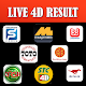 Download 4D LIVE RESULT For PC Windows and Mac