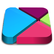 Nougat 3D - icon pack Theme HD