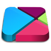 Nougat 3D - icon pack Theme HD