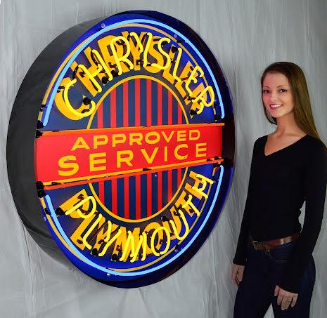 Chrysler & Plymouth Service