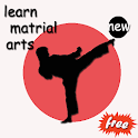 Learn Martial Arts Free App icon