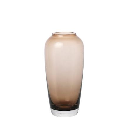 LETA, Vas 17 cm, Coffee
