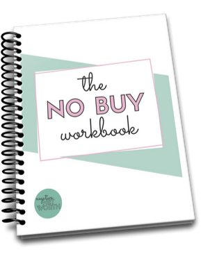 Click Here to Get Your FREE No Buy Workbook