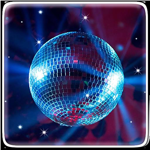 Disco Ball Live Wallpaper Icon